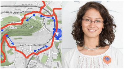 "OpenVillage, asistentul virtual ""de vecinatate"" creat de Laura Catana in Luxemburg"
