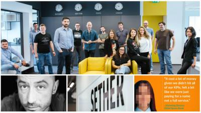 """Clienții și agențiile întâlnesc blockchainul. """"Sether vine în întâmpinarea celor care nu își doresc să se «păcălească»"""""""