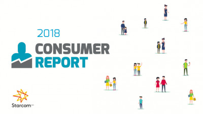 Starcom România lansează ediția 2018 a studiului Consumer Report
