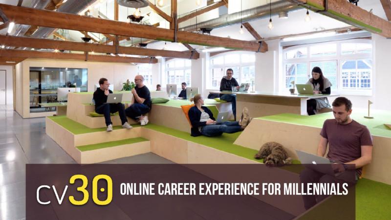 cv30 lansează divizia de employer branding content generation