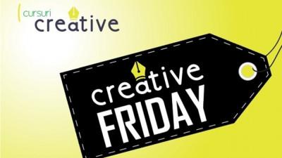 Creative Friday, un alt fel de Black Friday pentru cursurile de comunicare și marketing digital