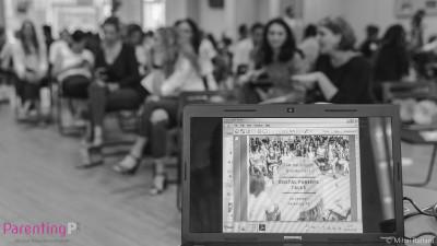 Digital Parents Talks, prima comunitate din România pentru bloggerii cu copii