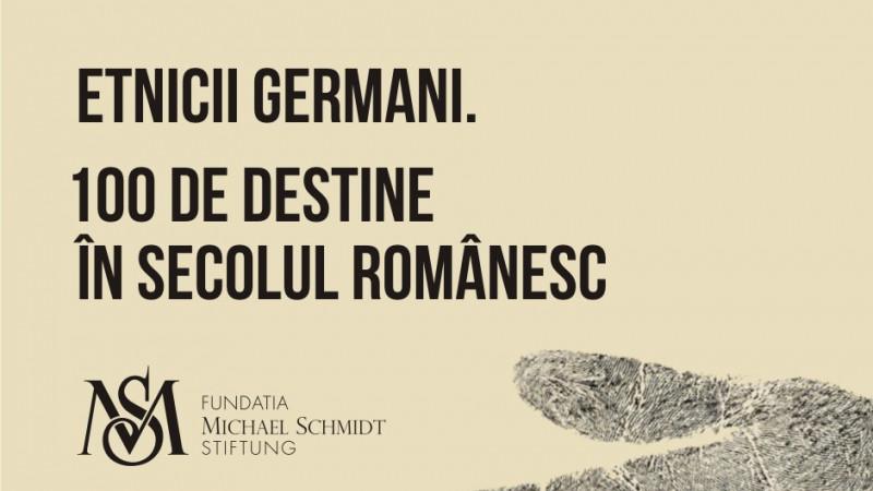 """Echipa de PR contribuie la povestea campaniei """"Etnicii germani. 100 de destine în secolul românesc"""" inițiată de Fundația Michael Schmidt"""