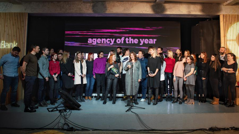 MRM//McCann - Agentia Anului si KFC – Digital Client of the Year la Internetics 2018