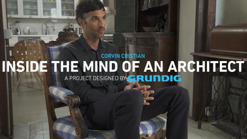 Grundig a creat primul ghid video destinat designului interior, alături de Corvin Cristian și Ileana Răducanu