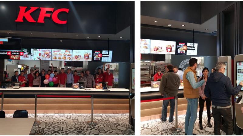 KFC România continuă extinderea reţelei la nivel naţional. S-a deschis primul restaurant KFC din orașul Roman, cu o investiție de aproximativ 400,000 euro