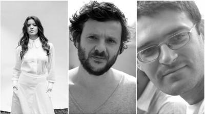 Ada Condeescu, Bogdan Dumitrache și Bogdan Mustață, în Juriul KINOdiseea 2018