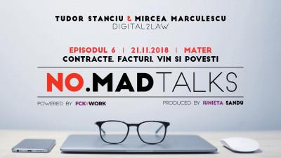 NO.MAD Talks revine cu a șasea ediție pe 21 noiembrie: despre fiscalitate pe înțelesul freelancerilor