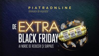 Marks și PIATRAONLINE lansează o campanie EXTRA BLACK