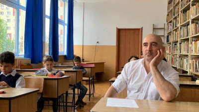Răzvan Exarhu este ambasador World Vision Romania și susține programul Pâine și Mâine