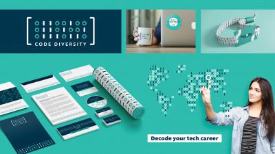 pastel comunică pentru Global Women in Tech (GWiT)