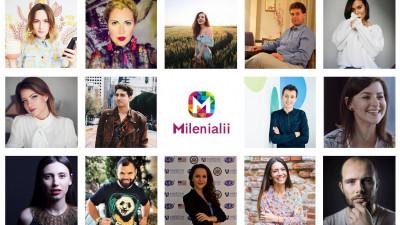 Milenialii - o iniţiativă dedicată unei generaţii întregi