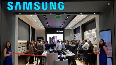 Centrade | Cheil închide 2018 cu un nou proiect de portofoliu – relansarea celui mai nou concept Samsung Experience Store, primul din Sud-Estul Europei