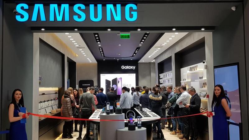 Centrade   Cheil închide 2018 cu un nou proiect de portofoliu – relansarea celui mai nou concept Samsung Experience Store, primul din Sud-Estul Europei