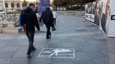 Franceză, graffiti și super eroi – o campanie inedită de ATL