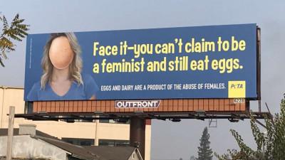 Panou controversat în SUA: oul și abuzul sexual al femelelor, indiferent de specie
