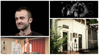 """[Teatrul independent] George Constantinescu este actor, manager, instalator, șofer și sudor pentru un teatru """"handmade"""""""