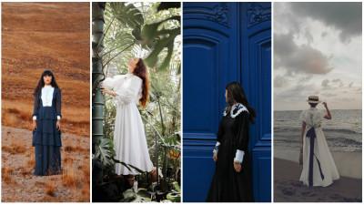 [fresh x design] Isabelle Vijiiac: Am pierdut un pic din farmecul achizitionarii unei rochii noi, acum cand totul se produce in serie