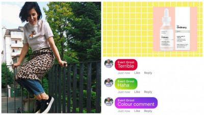 """Porter Novelli, cu trendurile prin social media. Ana Balan: """"Pe Facebook suntem mai profi, pe Instagram mai wild"""""""