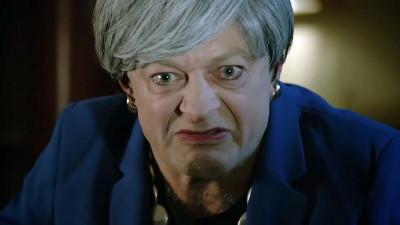 Saracu' Gollum. Saraca Theresa