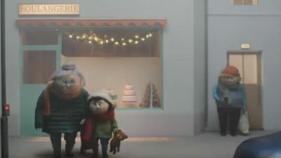 O animație festivă, dar serioasă