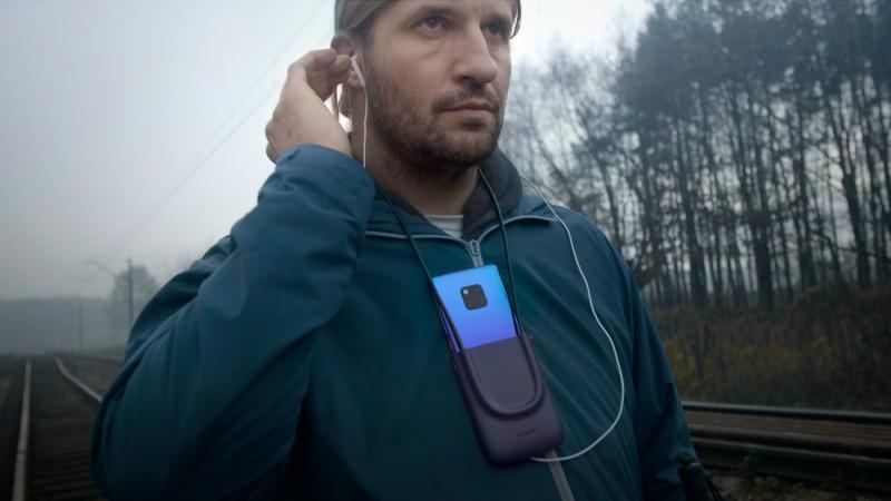 """Huawei îi ajută pe nevăzători să """"vadă"""" și să înțeleagă reacțiile celor de jur cu ajutorul inteligenței artificiale"""