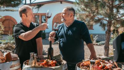 S-a lansat VALAHORUM - Essence de Roumanie. Un proiect dedicat excelenței vinului românesc