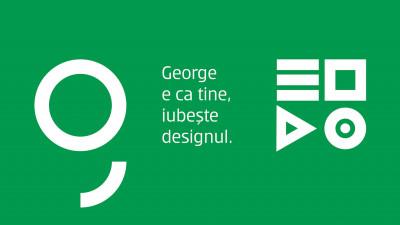 Cohn&Jansen JWT îl salută pe George, o inovație BCR