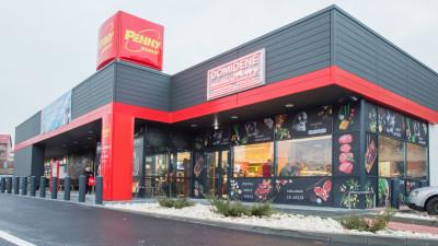 Rețeaua Penny Market va încheia anul cu 236 de magazine