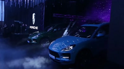 Lansare Porsche Macan Bucuresti