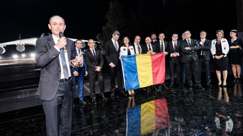 """PPD România, recompensată de Diageo cu premiul """"Diageo Europe Partner Markets - Partner of the Year"""""""