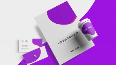 RINF TECH - Branding