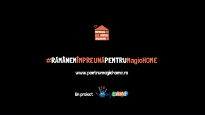 636 de oameni de afaceri români sunt invitați să susțină Rețeaua Solidarității MagicHOME, prin direcționarea a 20% din impozitul pe profit și venit