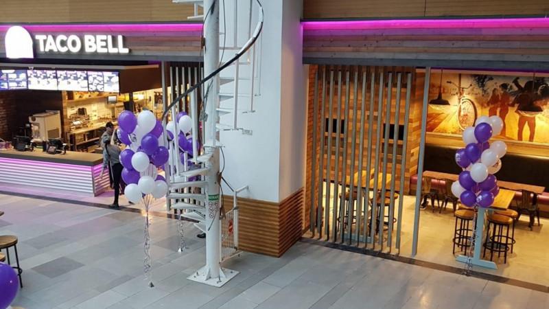 Taco Bell inaugurează al patrulea restaurant din București: Astăzi, brandul deschide o nouă locație, în AFI Cotroceni, cu o investiție de 450.000 euro