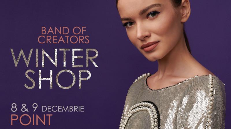 In luna cadourilor, alege moda sustenabila la Band of Creators Winter Shop