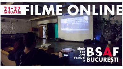 Filmele din cadrul Black Sea Arts Festival se văd și online în luna ianuarie