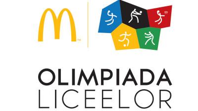 Olimpiada Liceelor McDonald's: competiția sportivă pentru tineri intră în fazele finale