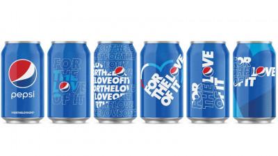 Pepsi propune un nou slogan internațional pentru brandul său – FOR THE LOVE OF IT