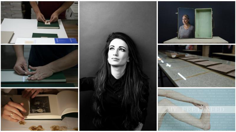 [Dincolo de copertă] Doina Cojocaru Thanasiadis: Etapele de creație implica foarte mult încercări si experiment, eșecuri dar si surprize plăcute