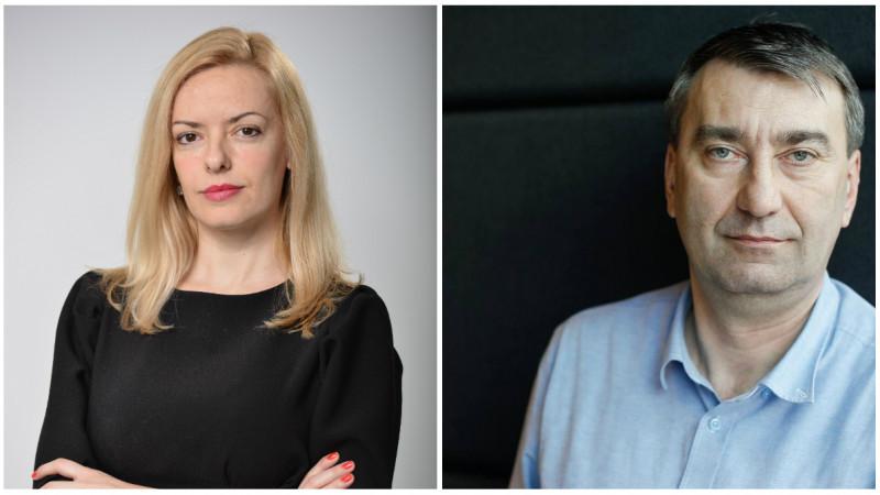 Cristi Dimitriu și Cătălina Steriu, despre noua agenție Plurivox: Ne dorim să aducem vocile reprezentative la comun, să ținem un echilibru client-PR-media în beneficiul tuturor
