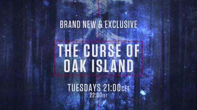 HISTORY® - Blestemul Insulei Oak