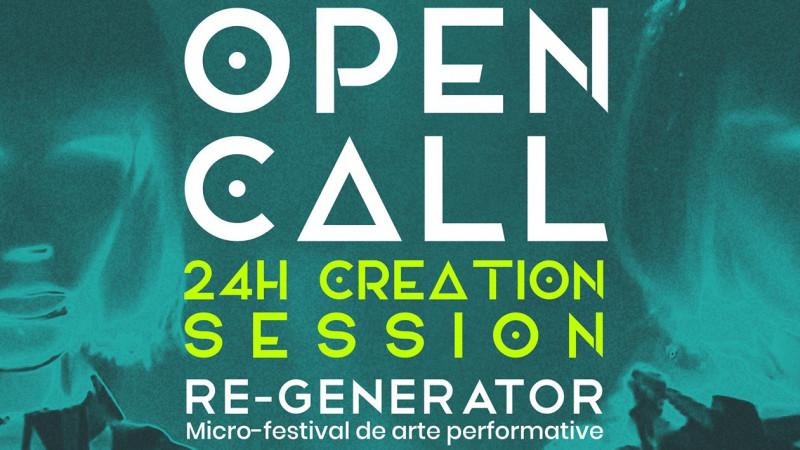 Re-GENERATOR. Micro-festival de arte performative