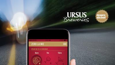 Ursus Breweries și Poliția Română au relansat de Sărbători aplicația Zero la Mie, un instrument util pentru șoferii români