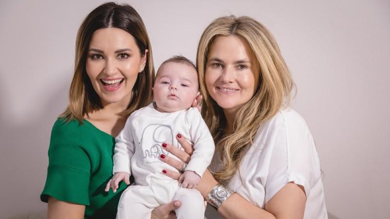 Ela Crăciun lansează un nou proiect dedicat comunității de mame din România