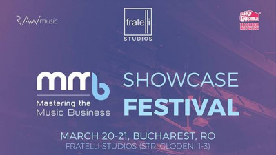 Mastering the Music Business devine membra INES - Reteaua de festivaluri de showcase din Europa