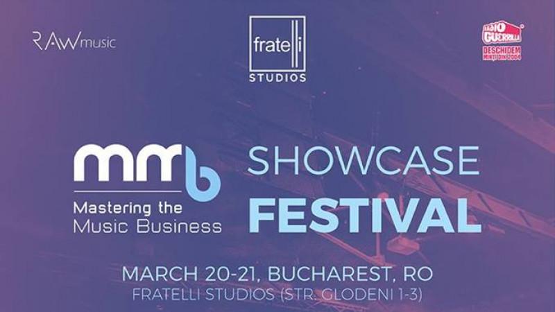 Mastering the Music Business devine membra INES - Reteaua de festivaluri de showcase din Europa