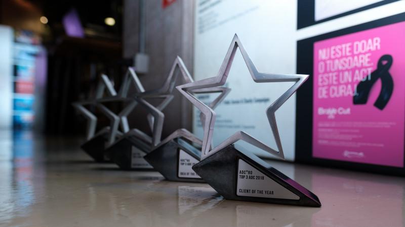 #TraiascaCapraVecinului – Idea of the Year pentru Top 3 ADC 2018