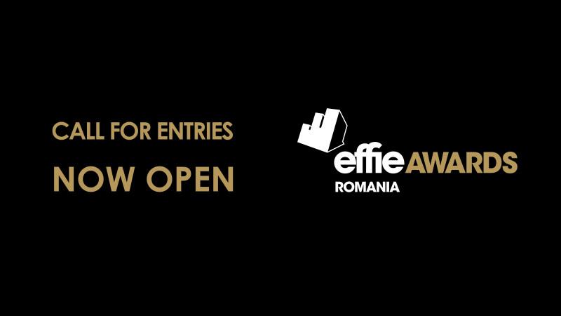 Start Call for Entries Romanian Effie Awards 2019