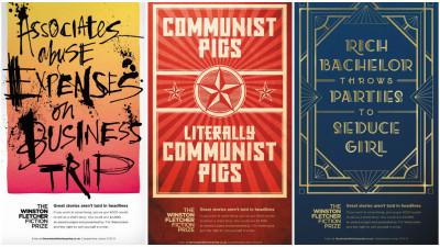 Niște porci comuniști și alte titluri de senzație