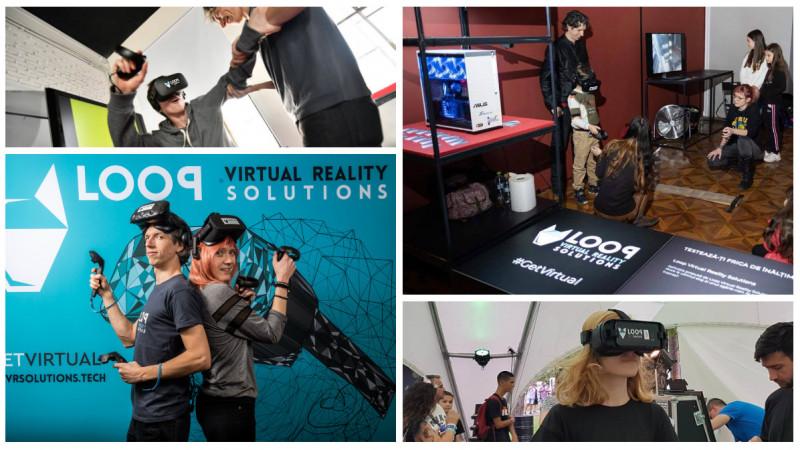 [Toți oamenii VR-ului] Andreea Centea (Loop VR Solutions): Majoritatea briefurilor care vin la noi sunt legate de evenimente/activări de brand, cu sau fără un software personalizat
